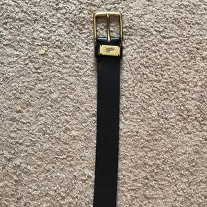 NWOT Black Ralph Lauren Belt